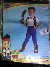 Halloween Costume Disney Jake And The Neverand Pirates Toddler Kids