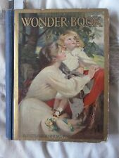 Vintage Childrens Wonder Book 1912 Harry Golding H G C Marsh Louis Wain illus