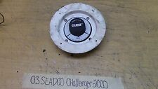 03 SEADOO CHALLENGER 2000 V6 240 EFI BATTERY SWITCH 204470814 MODEL 2112A
