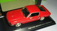 Ford Mustang Shelby GT Blanche 1968 1/43