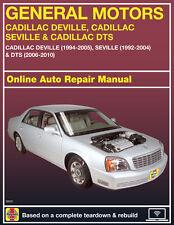 cadillac haynes car truck service repair manuals for sale ebay rh ebay com Chevrolet Repair Manual Inspection Cadillac