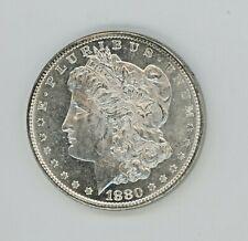 1880-S  MORGAN SILVER DOLLAR----RAW-- GEM PL