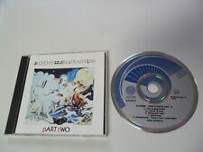 Dire Straits - Live Alchemy Part Two (CD) Rare Blue Vertigo Swirl