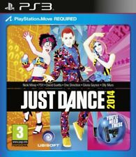 SONY JUST DANCE 2014 (MOVE) PS3 - Game  7SVG The Cheap Fast Free Post