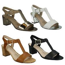 Clarks High Heel (3-4.5 in.) Block Shoes for Women