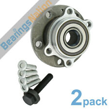 Premium Wheel Hub Bearing Assembly 513253 for Audi, Volkswagen, 2 Pack