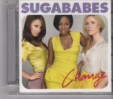 (FX552) Sugababes, Change - 2007 CD