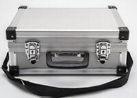 Embags Kamerakoffer Aluminiumkoffer Koffer camera suitcase Silber universal
