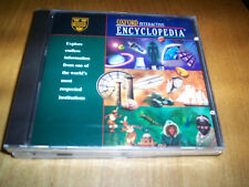 PC CD Rom windows the learning company OXFORD INTERACTIVE ENCYCLOPEDIA