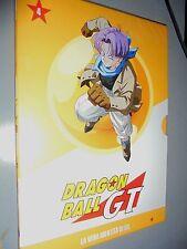 DVD N°4 DRAGONBALL DRAGON BALL GT DIE REAL IDENTITÄTDIE VON GIL GAZZETTA