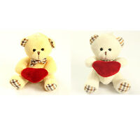 NEW Lovely Teddy Bear Can Speak With Heart For Kids Lover Christmas Gift Present