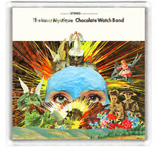 THE CHOCOLATE WATCHBAND - THE INNER MYSTIQUE LP FRIDGE MAGNET IMAN NEVERA
