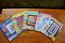 Cross Stitch Plus Magazines 5 issues March 1991 - November 1991