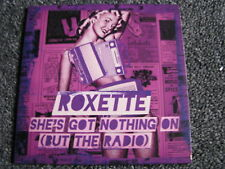 Roxette-She´s got Nothing on 2 Track Cardsleeve CD-EU-Pop