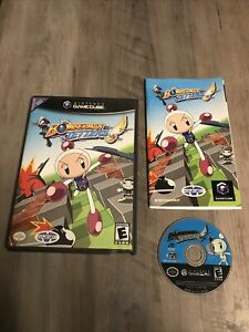 Bomberman Jetters (GameCube) CIB Very Good Condition Tested