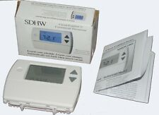 Clever Comfort Commercial Thermostat Motion Detector Automatic Setback SDHW1001