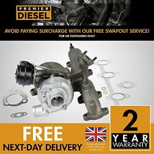 Audi A3 1.9 TDI 66 Kw 90 HP 713672 GT1749V Turbocharger Turbo + Gaskets