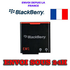 * BATTERIE ORIGINE ORIGINAL NEUVE EM1 E-M1 * BLACKBERRY * CURVE 9360 9350 9370 *