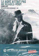 """DVD """"La Mort n'etait Pas au Rendez-Vous"""" Humphrey Bogart    NEUF SOUS BLISTER"""