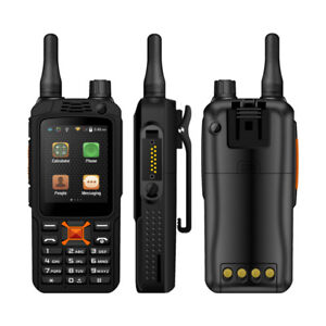 """Alps F22+ Dual Sim Smartphone Android 2.4"""" Touch Screen Walkie Talkie PTT Phone"""