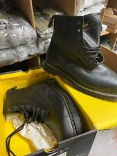 Dr Martens Botas De Seguridad De Cuero Negro 7 Ojales EN345 Calzado Reino Unido 13