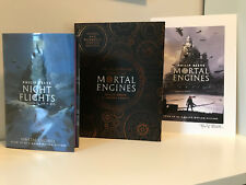 The Illustrated World of Mortal Engines Hardcover Release 1 Nov 2018