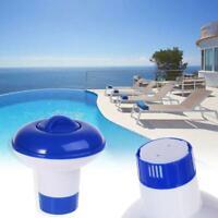 "5"" Chlorine Bromine Tablets Floating Dispenser Floater Spa Hot Tub Swimming Pool"