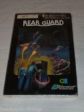 Sealed Copy Adventure International Atari 8 Bit REAR GUARD 16K Tape Data