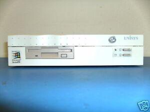 Unisys Cwd5001-ZA mini DeskTop PC