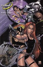 F5 ORIGIN FANDOM EXCLUSIVE ...0  (B COVER) ... .VF/NM. ..2000 .. ...Bargain!