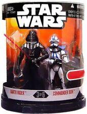 Star Wars Order 66 2007 Darth Vader & Commander Bow Action Figure 2-Pack #3 of 6