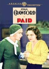 Paid 1930 (DVD) Joan Crawford, Robert Armstrong, Marie Prevost - New!