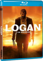 LOGAN - THE WOLVERINE Dalla Saga X-Men (BLU-RAY) Hugh Jackman, Patrick Stewart