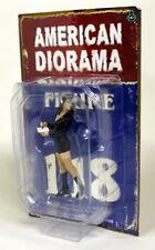 American Diorama 1/18 Scale - Brooke - Poly resin figure for model car displays