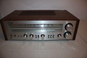Vintage TECHNICS by Panasonic SA-300 AM/FM Stereo Receiver - Tested EUC