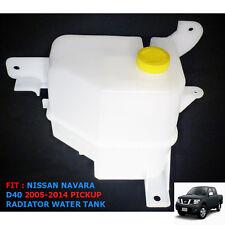 2005 06 07 08 09 10 11 12 13 2014 Fit Nissan D40 Navara Radiator Water Tank 1 Pc