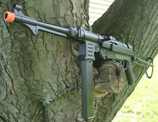 German MP40 Style Metal Gearbox Auto Electric Airsoft Gun