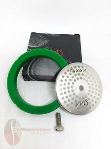 Rancilio RA200IM IMS parts kit silicone gasket set  FITS ALL Silvia espresso