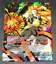 SS3 Bardock, Power Unleashed BT3-109 SR Dragon Ball Super TCG NEAR MINT