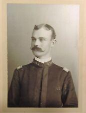 SOLDIER - Spanish American War - PHOTOGRAPH - PORTRAIT - listing # 42