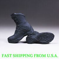 """1/6 Soldier Assault Combat Boots For 12"""" Hot Toys PHICEN Female Figure ❶USA❶"""