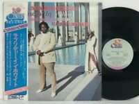Love Unlimited Orchestra - Rhapsody In White LP 1974 Japan GP 329 Funk w/ obi