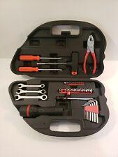 36 Piece Car Shaped Tool Kit W/Flashlight, Sockets & More , Read Description