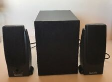 Altec Lansing GS1021 Multimedia Computer Speaker System w/ Powered Subwoofer