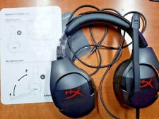 HyperX Cloud Stinger Gaming Headset for PC, Gaming Consules READ DISCRPT (VM3)