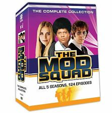The Mod Squad: The Complete Collection -Action,Crime,Drama (All 124 Episodes)