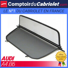 Filet anti-remous coupe-vent, windschott Audi A4 cabriolet (B6) - TUV