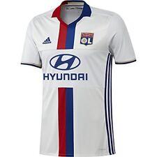 Maillot de L'olympique Lyonnais Dom. Adidas Blanc S