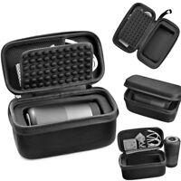 Zipper Travel Portable Hard Case Bag Pouch for Bose Soundlink Revolve Speaker