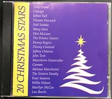 20 Christmas Stars CD 1999 Kids – CMND-0146